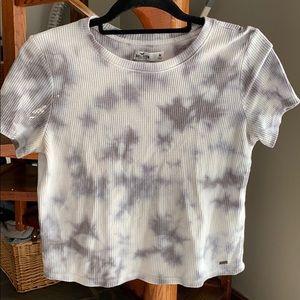 Hollister Tye Dye T Shirt